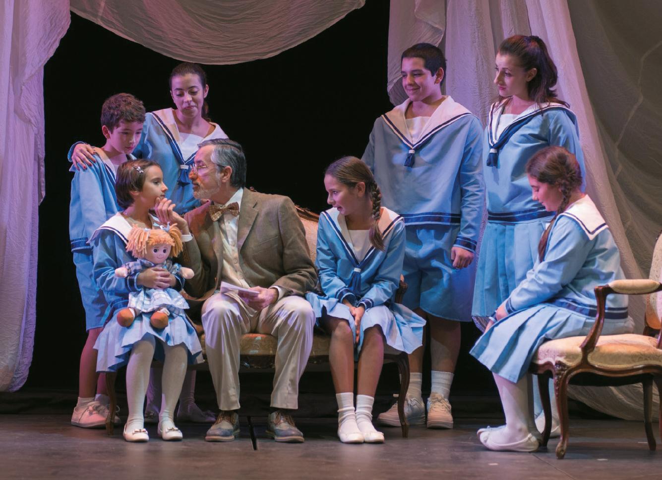 Tutti insieme appassionatamente - Teatro Duse