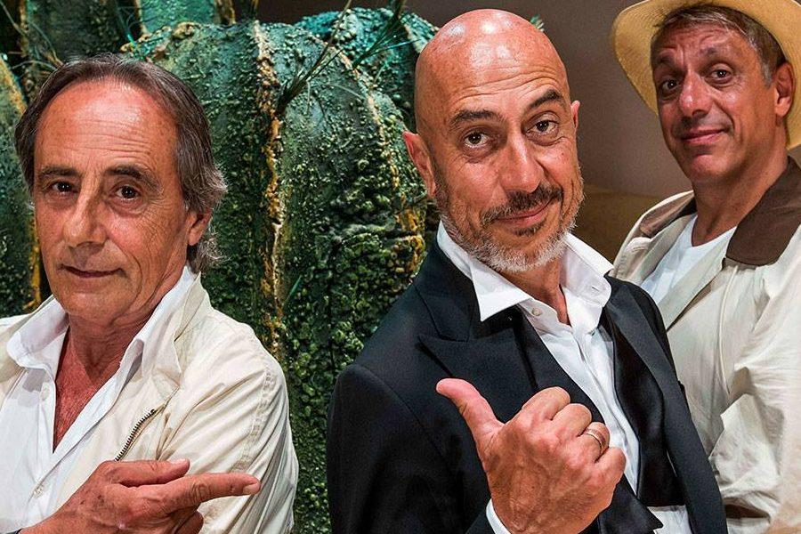 Sabbie Mobili - lo spettacolo di Capodanno al Teatro Duse di Bologna