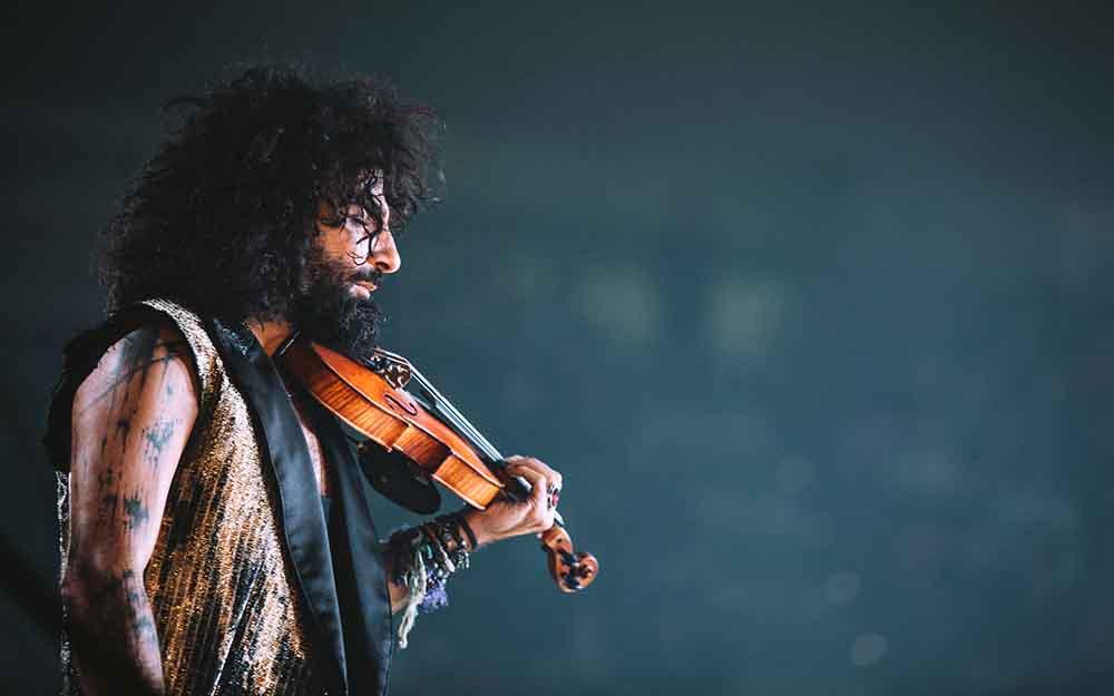 Ara Malikian - La Increible Gira de Violin - Teatro Duse