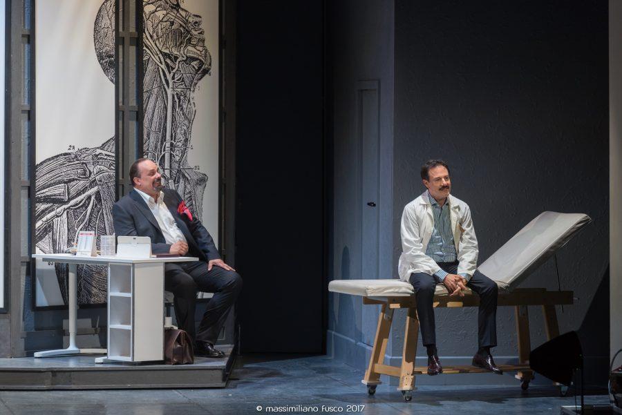 Non mi hai più detto ti amo - Lorella Cuccarini e Giampiero Ingrassia - Teatro Duse