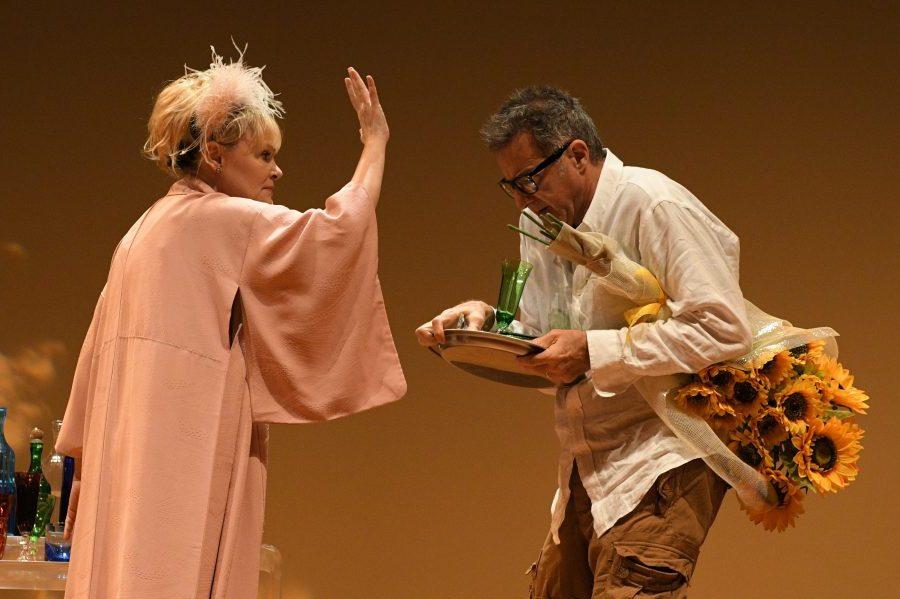 L'anatra all'arancia - Luca Barbareschi - Teatro Duse