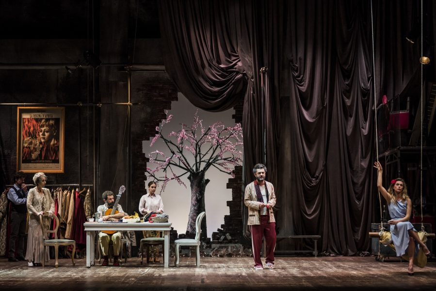Uno Zio Vanja - Vinicio Marchioni e Francesco Montanari - Teatro Duse Bologna
