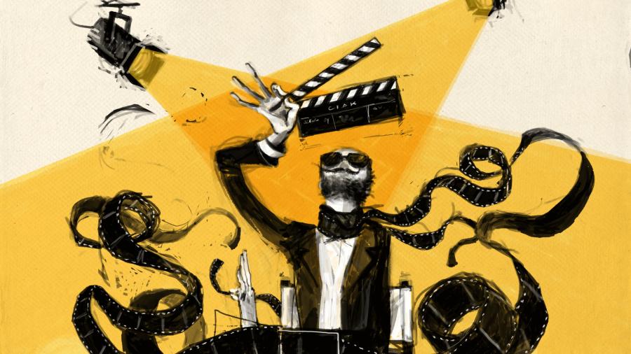 Filmusic | Orchestra Senzaspine - Teatro Duse