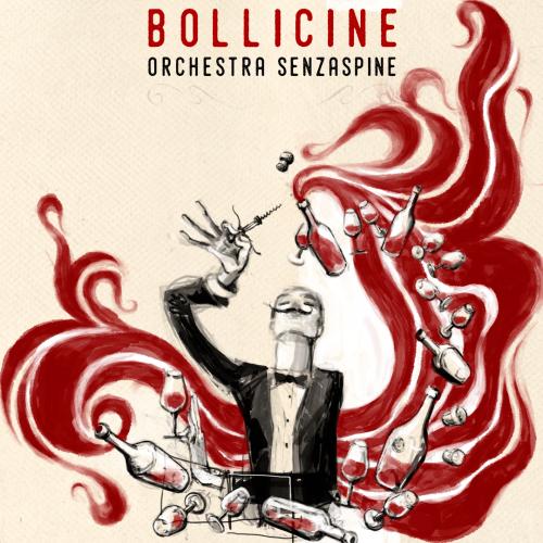 Bollicine - Orchestra Senzaspine - Teatro Duse