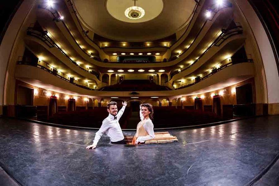 Viaggio nella scatola magica | Visita guidata - Teatro Duse Bologna
