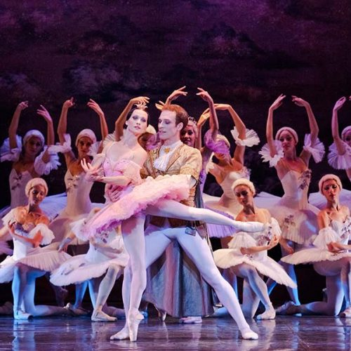 La bella addormentata - Russian International Ballet - Teatro Duse