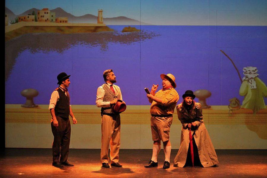 Fantateatro | Il giro del mondo in 80 giorni - Teatro Duse Bologna