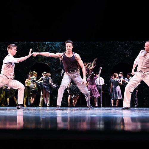 Romeo e Giulietta | Ballet Company of Győr - Teatro Duse