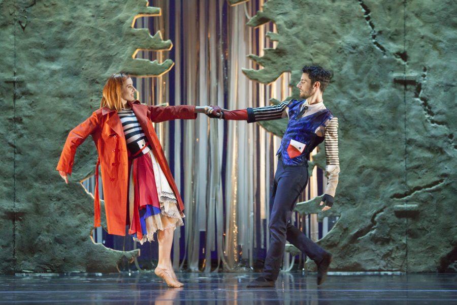Lo schiaccianoci - Balletto di Roma - Teatro Duse