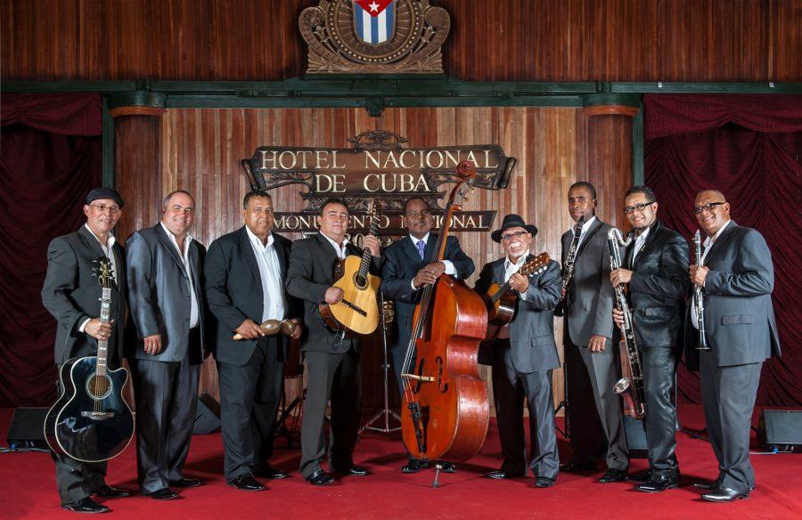 Grupo Compay Segundo from Buena Vista Social Club - Teatro Duse