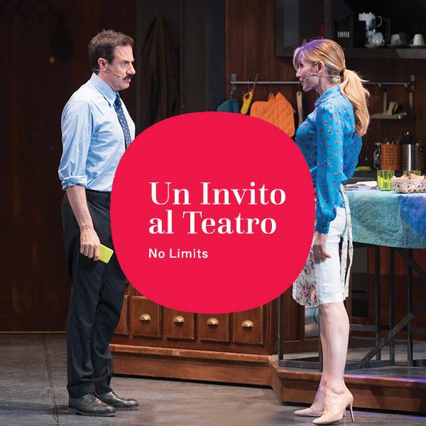 UN INVITO A TEATRO | NO LIMITS - Teatro Duse Bologna