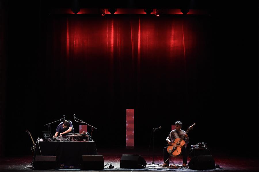Iosonouncane + Paolo Angeli - Teatro Duse Bologna