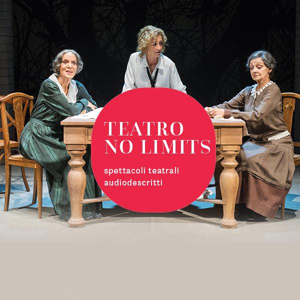 TEATRO NO LIMITS | Le sorella materassi - Teatro Duse Bologna