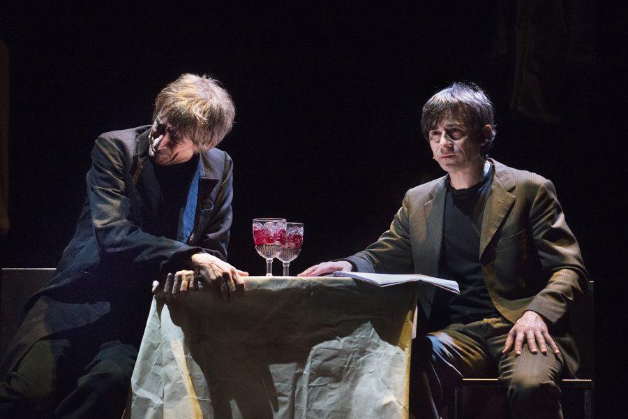 Delitto/Castigo | Sergio Rubini e Luigi Lo Cascio - Teatro Duse Bologna