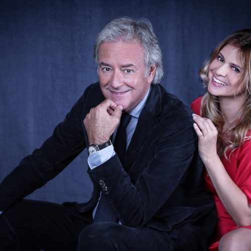 Notte di follia | Debora Caprioglio e Corrado Tedeschi - Teatro Duse