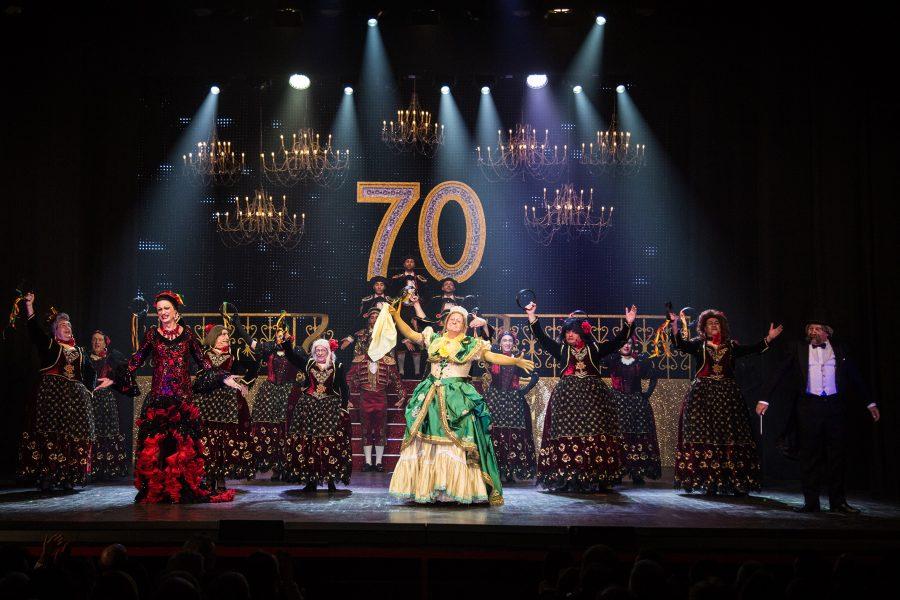 I Legnanesi 70 voglia di ridere c'è - al Teatro Duse di Bologna