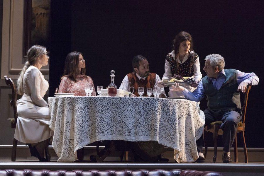 La governante | Ornella Muti e Enrico Guarneri - Teatro Duse Bologna