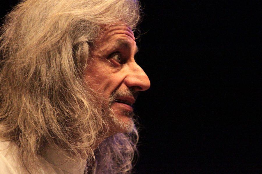 Trascendi e sali - Alessandro Bergonzoni | Teatro Duse bologna
