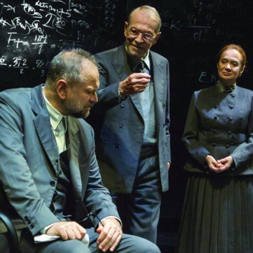 Copenaghen | Orsini, Popolizio, Lojodice - Teatro Duse Bologna