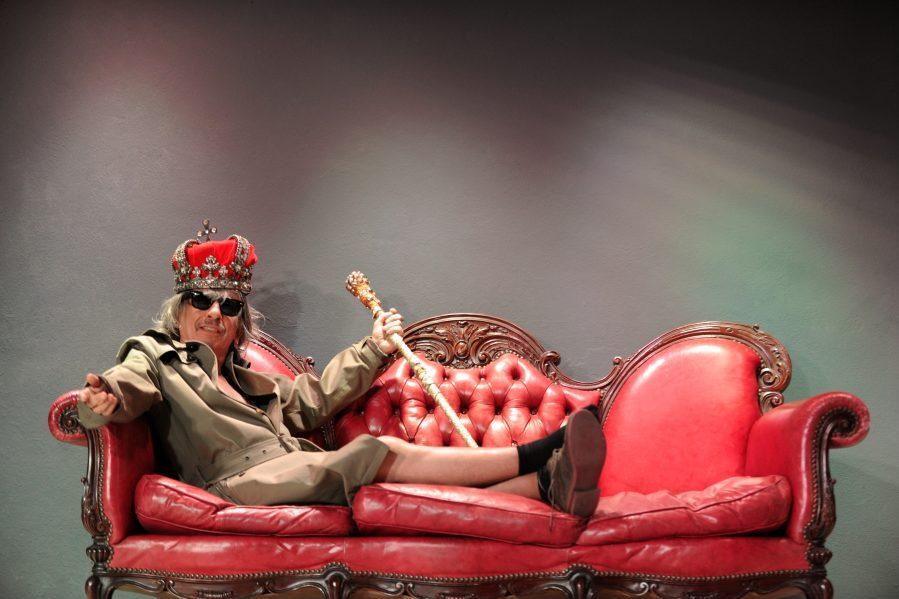Il Re anarchico e i fuorilegge di Versailles | Paolo Rossi - Teatro Duse