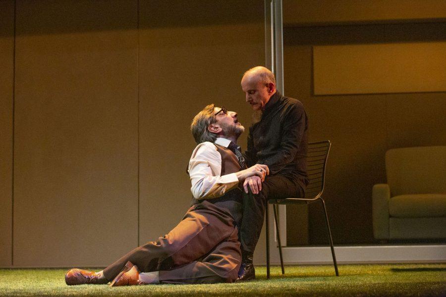 Tartufo - Giuseppe Cederna, Valentina Sperlì, Roberto Valerio - al Teatro Duse