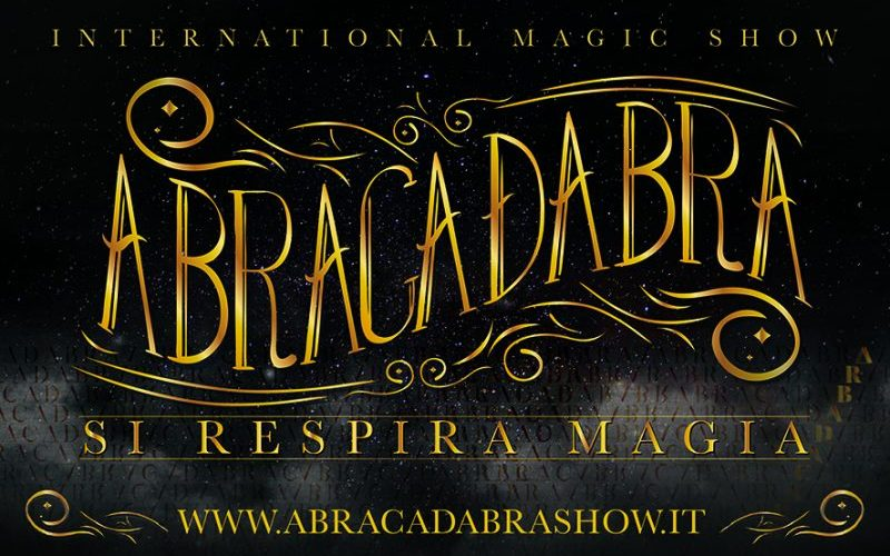 ABRACADABRA - Si respira magia | Teatro Duse Bologna