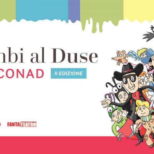 Fantateatro | Bimbi al Duse con Conad - Teatro Duse Bologna
