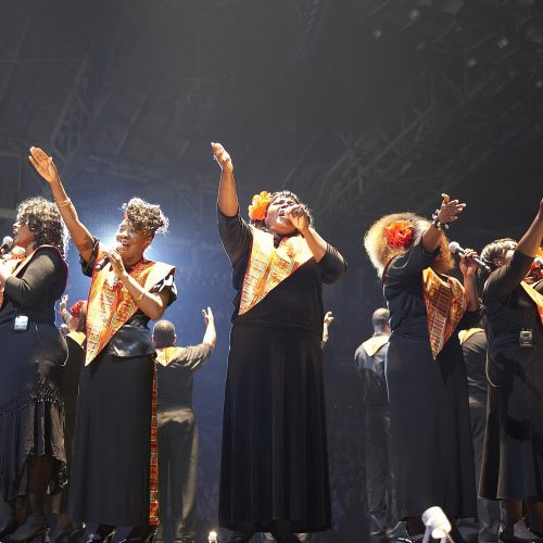 Harlem Gospel Choir Sings Their Best Hits - Teatro Duse di Bologna