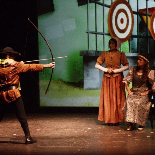 obin Hood | Fantateatro e Gli amici di Luca - Teatro Duse Bologna