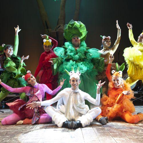 Fantafavole Show | Fantateatro - Teatro Duse Bologna