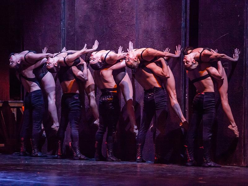 Otello | Balletto di Roma - Teatro Duse Bologna