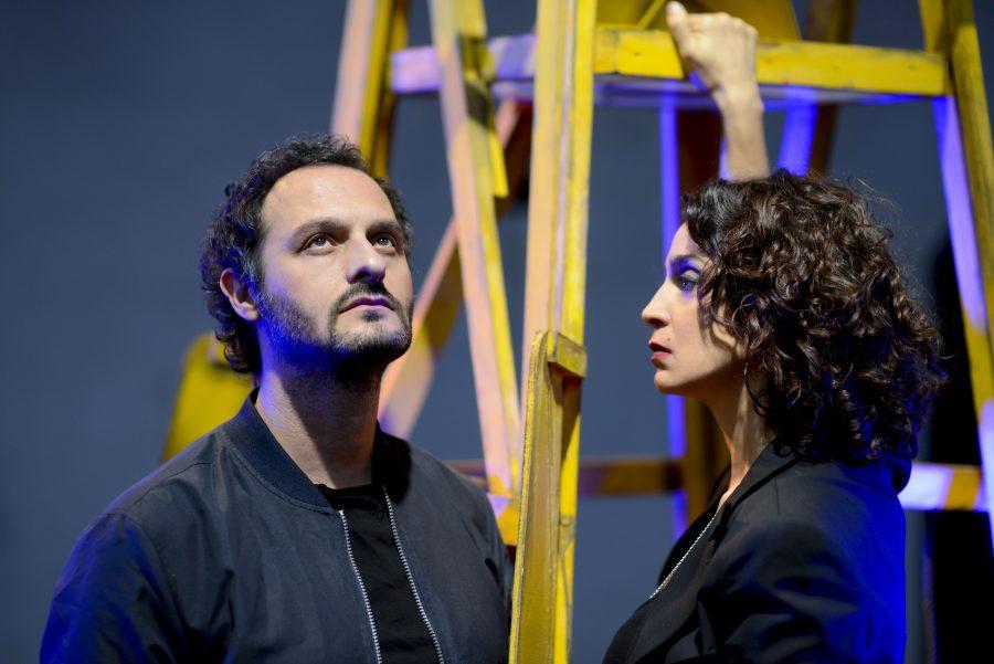 Lampedusa | Donatella Finocchiaro e Fabio Troiano
