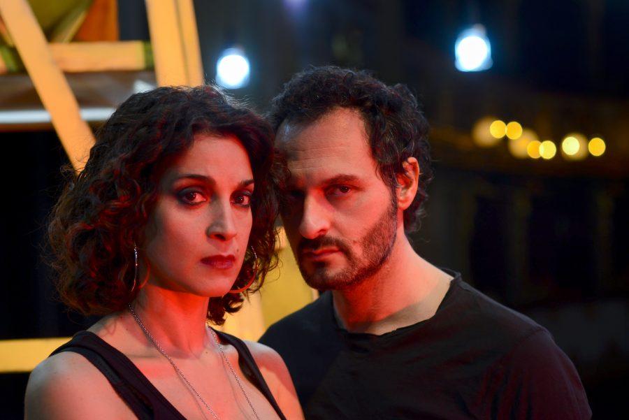 Lampedusa | Donatella Finocchiaro e Fabio Troiano - Teatro Duse Bologna