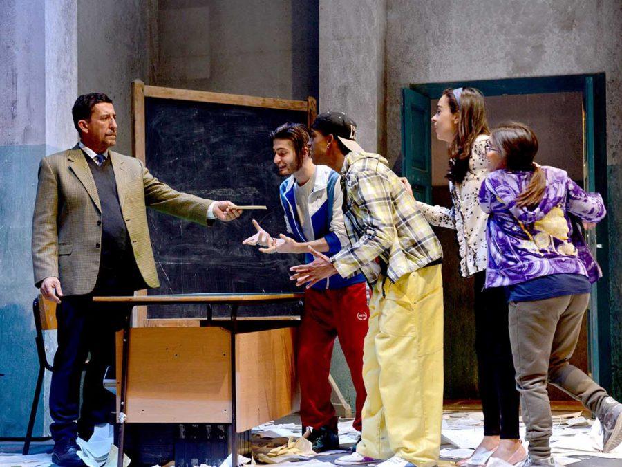 La Classe di Vincenzo Manna al Teatro Duse