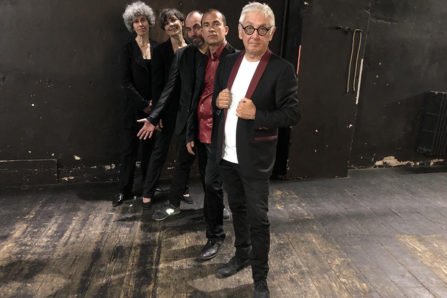 .COM | Giorgio Comaschi | Inaugurazione VIII stagione - Teatro Duse