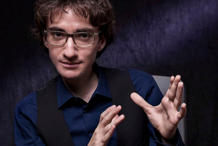 Christopher Castellini - La scelta - al Teatro Duse di Bologna