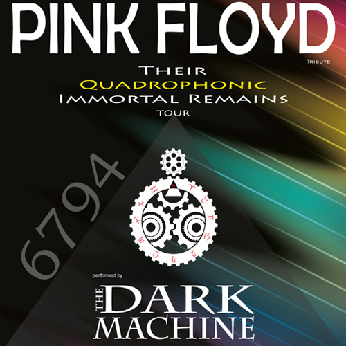 The Dark Machine | A Pink Floyd Tribute - Teatro Duse Bologna