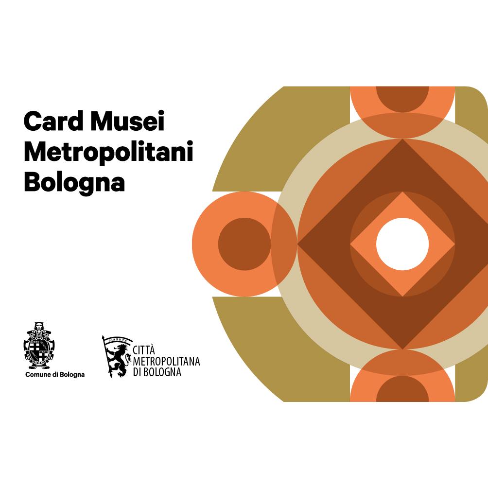 logo Card Musei Metropolitana Bologna