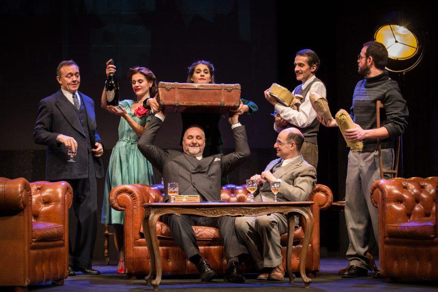 La cena delle belve - al Teatro Duse di Bologna