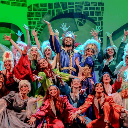 Fantafavole Show Imprevisti al Castello | al Teatro Duse di Bologna