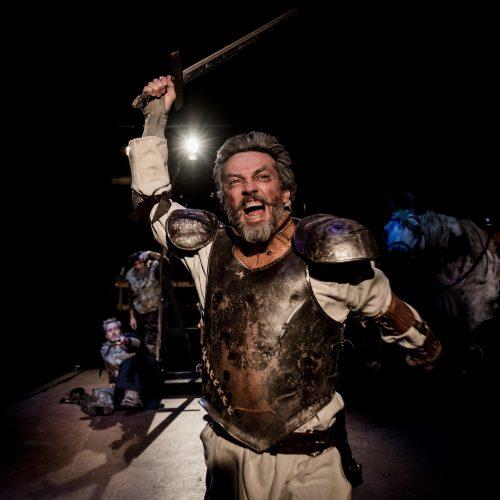 Don Chisciotte | Alessio Boni e Serra Yilmaz - Teatro Duse Bologna