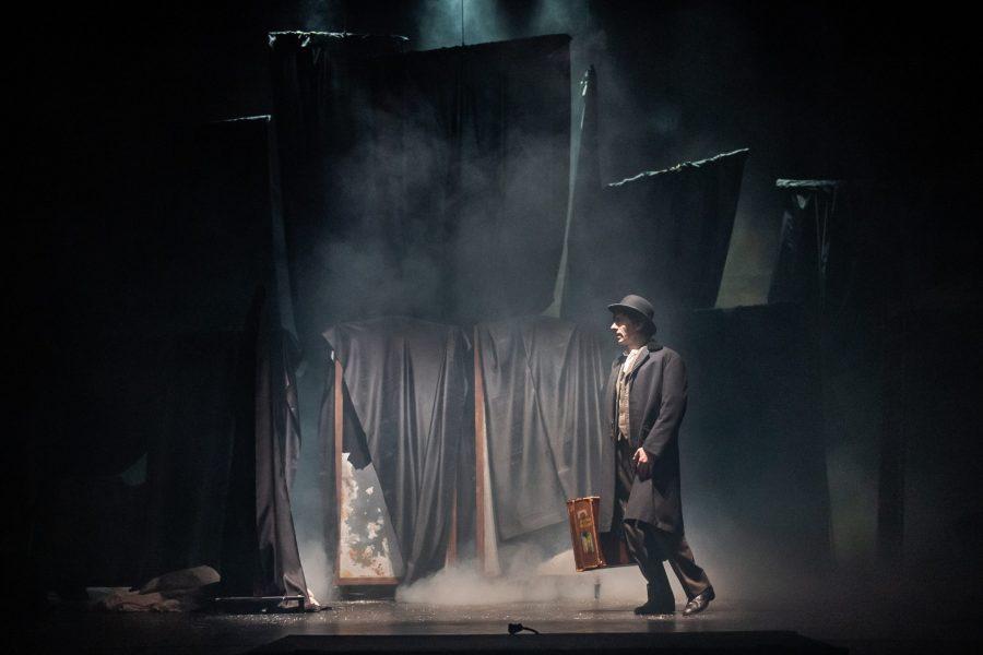 Dracula | Luigi Lo Cascio e Sergio Rubini - Teatro Duse Bologna