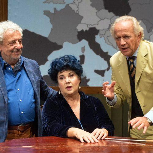 Così parlò Bellavista | Geppy Gleijeses - Teatro Duse Bologna