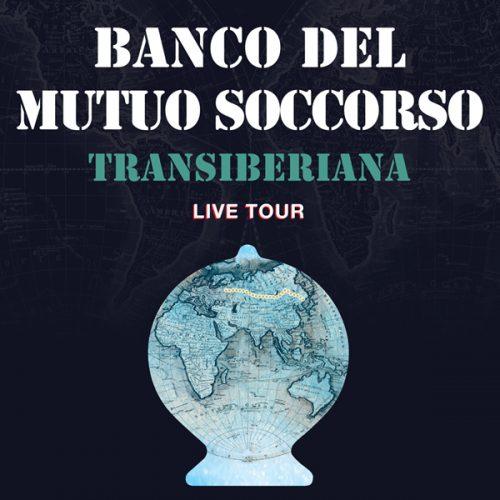 Banco del Mutuo Soccorso | Transiberiana live tour - Teatro Duse Bologna