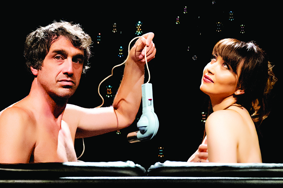 Coppia aperta quasi spalancata | Chiara Francini e Alessandro Federico - Teatro Duse