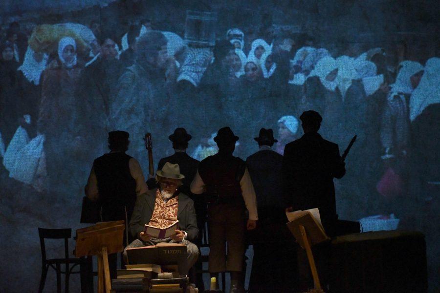 Dio ride | Nish Koshe - Teatro Duse Bologna