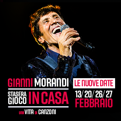 Gianni Morandi - Una vita di canzoni
