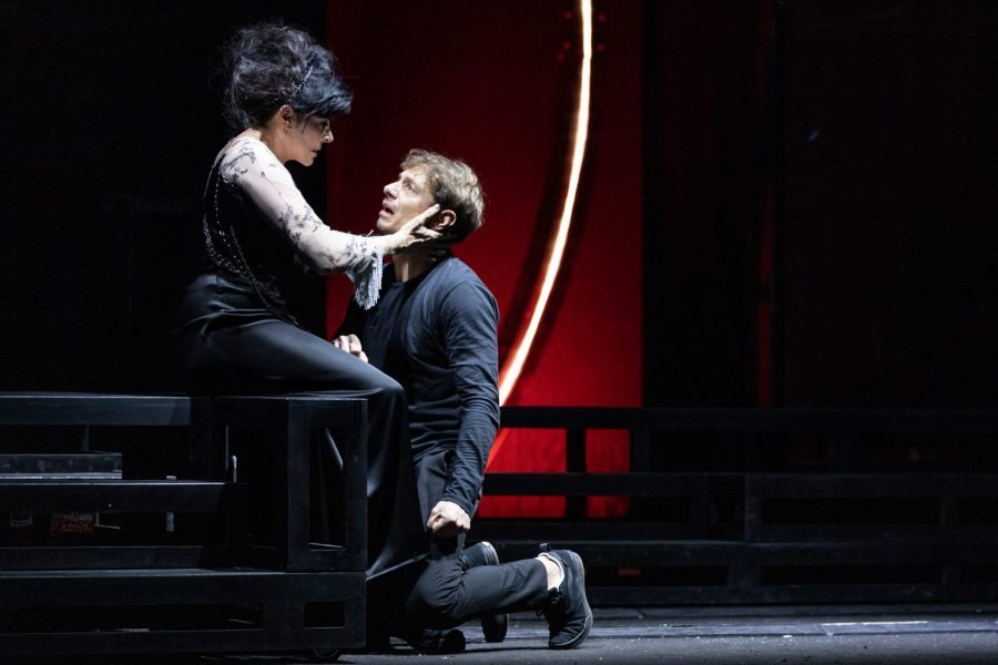 Hamlet Pasotti D'Abbraccio al Teatro Duse