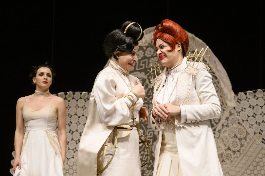 Le allegre comari di Windsor - Teatro Duse Bologna