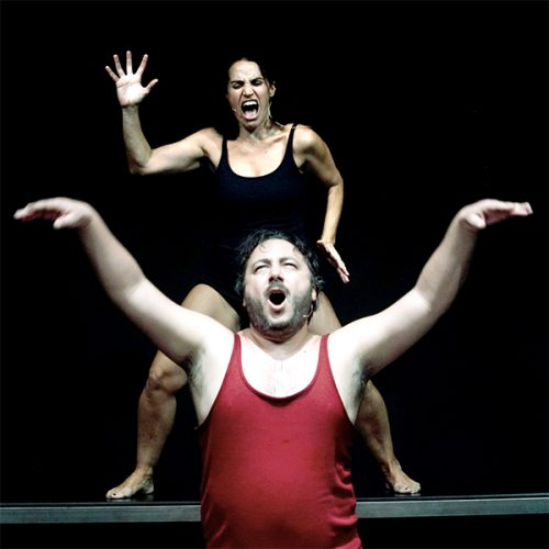 Happy Hour | Cristian Ceresoli e Silvia Gallerano - Teatro Duse Bologna